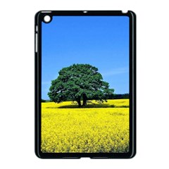 Tree In Field Apple Ipad Mini Case (black)