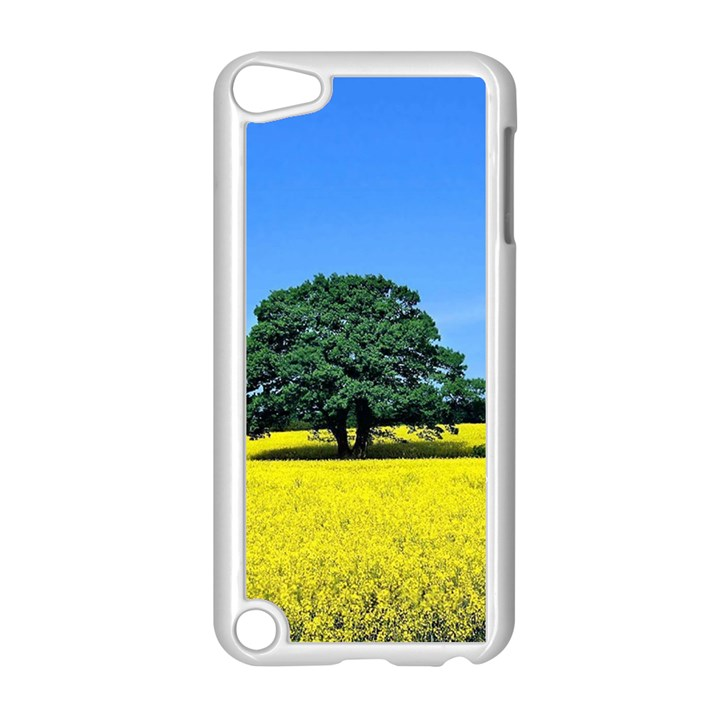 Tree In Field Apple iPod Touch 5 Case (White)