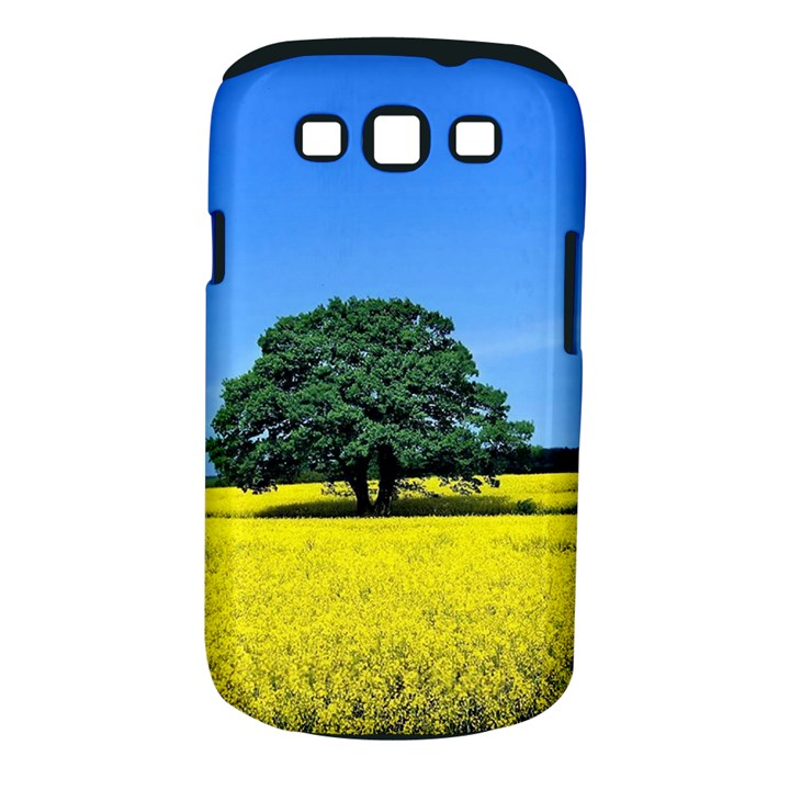 Tree In Field Samsung Galaxy S III Classic Hardshell Case (PC+Silicone)