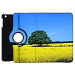 Tree In Field Apple iPad Mini Flip 360 Case Front