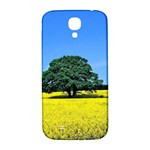 Tree In Field Samsung Galaxy S4 I9500/I9505  Hardshell Back Case Front