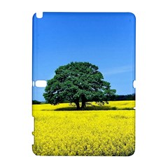 Tree In Field Samsung Galaxy Note 10 1 (p600) Hardshell Case