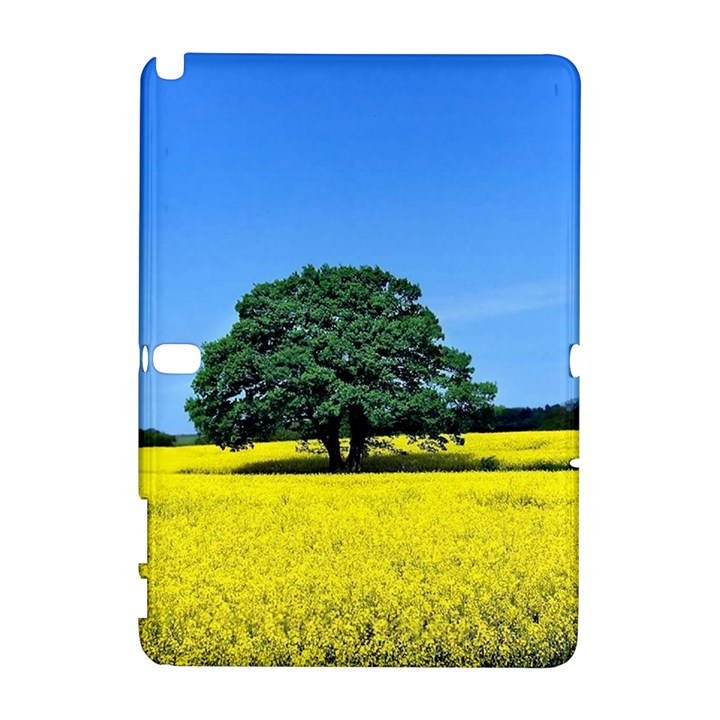 Tree In Field Samsung Galaxy Note 10.1 (P600) Hardshell Case