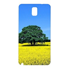 Tree In Field Samsung Galaxy Note 3 N9005 Hardshell Back Case