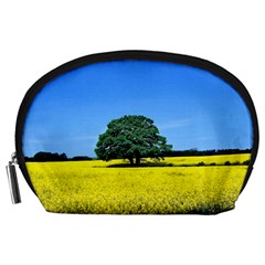 Tree In Field Accessory Pouch (large)
