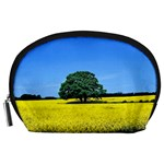 Tree In Field Accessory Pouch (Large) Front