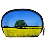 Tree In Field Accessory Pouch (Large) Back