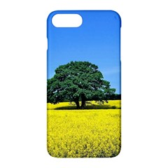 Tree In Field Apple Iphone 7 Plus Hardshell Case