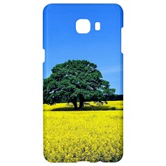 Tree In Field Samsung C9 Pro Hardshell Case