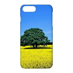 Tree In Field Apple Iphone 8 Plus Hardshell Case