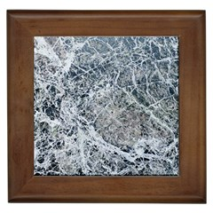 Marble Pattern Framed Tiles
