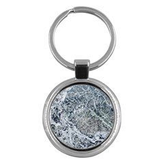 Marble Pattern Key Chains (round)