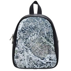 Marble Pattern School Bag (small)