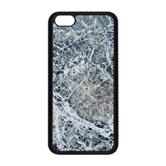 Marble Pattern Apple Iphone 5c Seamless Case (black)
