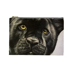 Panther Cosmetic Bag (large)