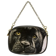 Panther Chain Purse (one Side)
