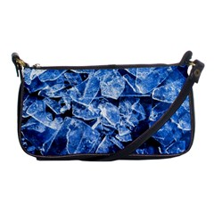 Cold Ice Shoulder Clutch Bag by FunnyCow