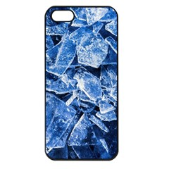 Cold Ice Apple Iphone 5 Seamless Case (black)
