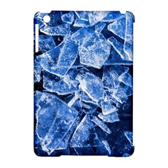 Cold Ice Apple Ipad Mini Hardshell Case (compatible With Smart Cover) by FunnyCow