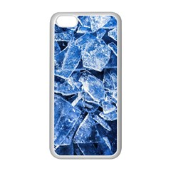 Cold Ice Apple Iphone 5c Seamless Case (white) by FunnyCow