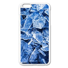 Cold Ice Apple Iphone 6 Plus/6s Plus Enamel White Case by FunnyCow