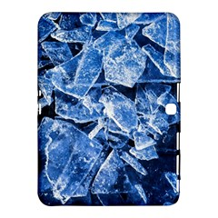 Cold Ice Samsung Galaxy Tab 4 (10 1 ) Hardshell Case  by FunnyCow