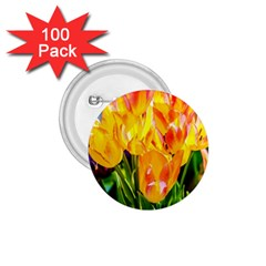 Festival Of Tulip Flowers 1 75  Buttons (100 Pack)  by FunnyCow