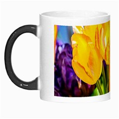 Festival Of Tulip Flowers Morph Mugs by FunnyCow
