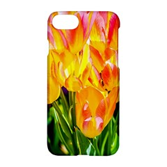 Festival Of Tulip Flowers Apple Iphone 8 Hardshell Case by FunnyCow