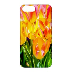 Festival Of Tulip Flowers Apple Iphone 8 Plus Hardshell Case by FunnyCow