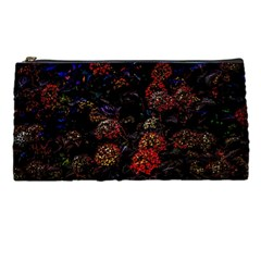 Floral Fireworks Pencil Cases by FunnyCow