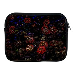 Floral Fireworks Apple Ipad 2/3/4 Zipper Cases by FunnyCow