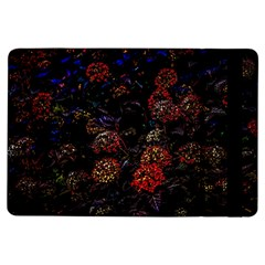 Floral Fireworks Ipad Air Flip by FunnyCow