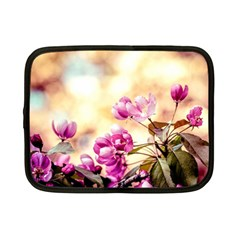 Paradise Apple Blossoms Netbook Case (small) by FunnyCow