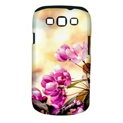Paradise Apple Blossoms Samsung Galaxy S Iii Classic Hardshell Case (pc+silicone) by FunnyCow