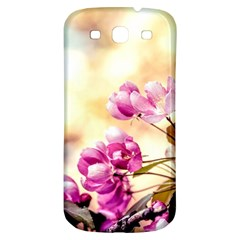 Paradise Apple Blossoms Samsung Galaxy S3 S Iii Classic Hardshell Back Case
