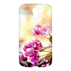 Paradise Apple Blossoms Samsung Galaxy S4 I9500/i9505 Hardshell Case by FunnyCow