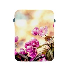 Paradise Apple Blossoms Apple Ipad 2/3/4 Protective Soft Cases by FunnyCow