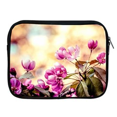 Paradise Apple Blossoms Apple Ipad 2/3/4 Zipper Cases by FunnyCow