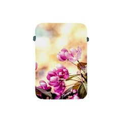 Paradise Apple Blossoms Apple Ipad Mini Protective Soft Cases by FunnyCow