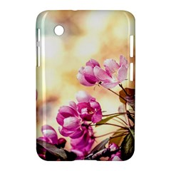 Paradise Apple Blossoms Samsung Galaxy Tab 2 (7 ) P3100 Hardshell Case  by FunnyCow