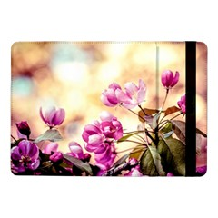 Paradise Apple Blossoms Samsung Galaxy Tab Pro 10 1  Flip Case by FunnyCow