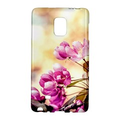 Paradise Apple Blossoms Samsung Galaxy Note Edge Hardshell Case by FunnyCow