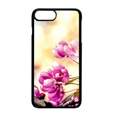 Paradise Apple Blossoms Apple Iphone 8 Plus Seamless Case (black) by FunnyCow