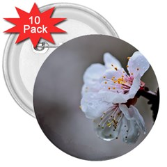 Rainy Day Of Hanami Season 3  Buttons (10 Pack)  by FunnyCow