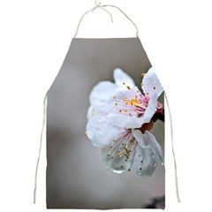 Rainy Day Of Hanami Season Full Print Aprons