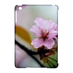 Soft Rains Of Spring Apple Ipad Mini Hardshell Case (compatible With Smart Cover)