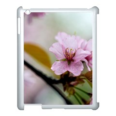 Soft Rains Of Spring Apple Ipad 3/4 Case (white) by FunnyCow