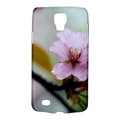 Soft Rains Of Spring Samsung Galaxy S4 Active (i9295) Hardshell Case by FunnyCow