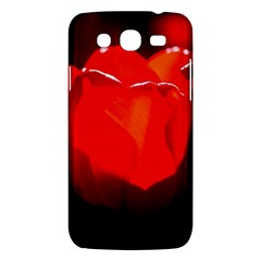 Red Tulip A Bowl Of Fire Samsung Galaxy Mega 5 8 I9152 Hardshell Case